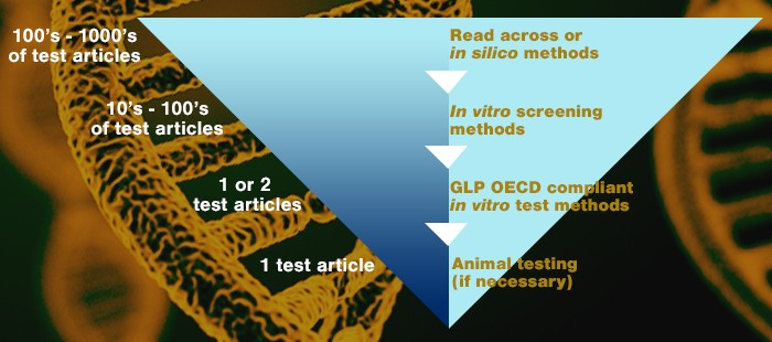 When to use GLP/OECD vs screening assays
