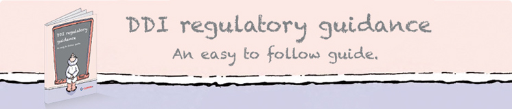 DDI regulatory guidance, an easy to follow guide