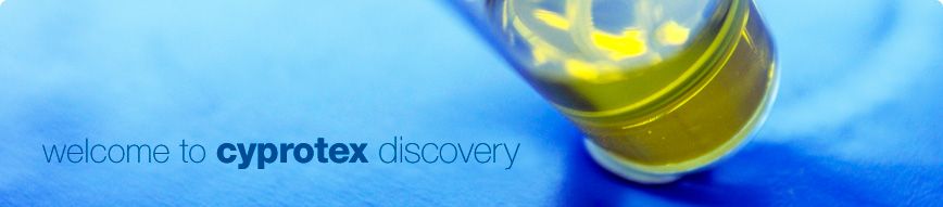 welcome to cyprotex discovery