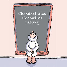 Chemical and Cosmetics Testing Guide
